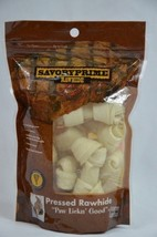 "Savory Prime Rawhide Bone Chew for Dogs 10 pack Brand NEW and Sealed 2""-... - $1.97"