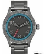 Nixon Star Wars Millennium Falcon Gunmetal 46SW MEN'S Wrist Watch Water ... - $525.99