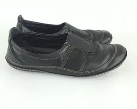 Cole Haan Driving Loafer 7B Air Leather Sneaker Black - $23.38