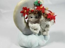 """Under the Mistletoe"""" Figurine by Artist Kristen 1997 (10) - $8.90"""