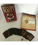 Munchkin Booty Game Steve Jackson Games Ages 10 and Up Average Time 1-2 ... - $7.99