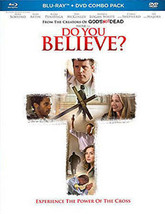 Do You Believe? [Blu-ray+DVD]