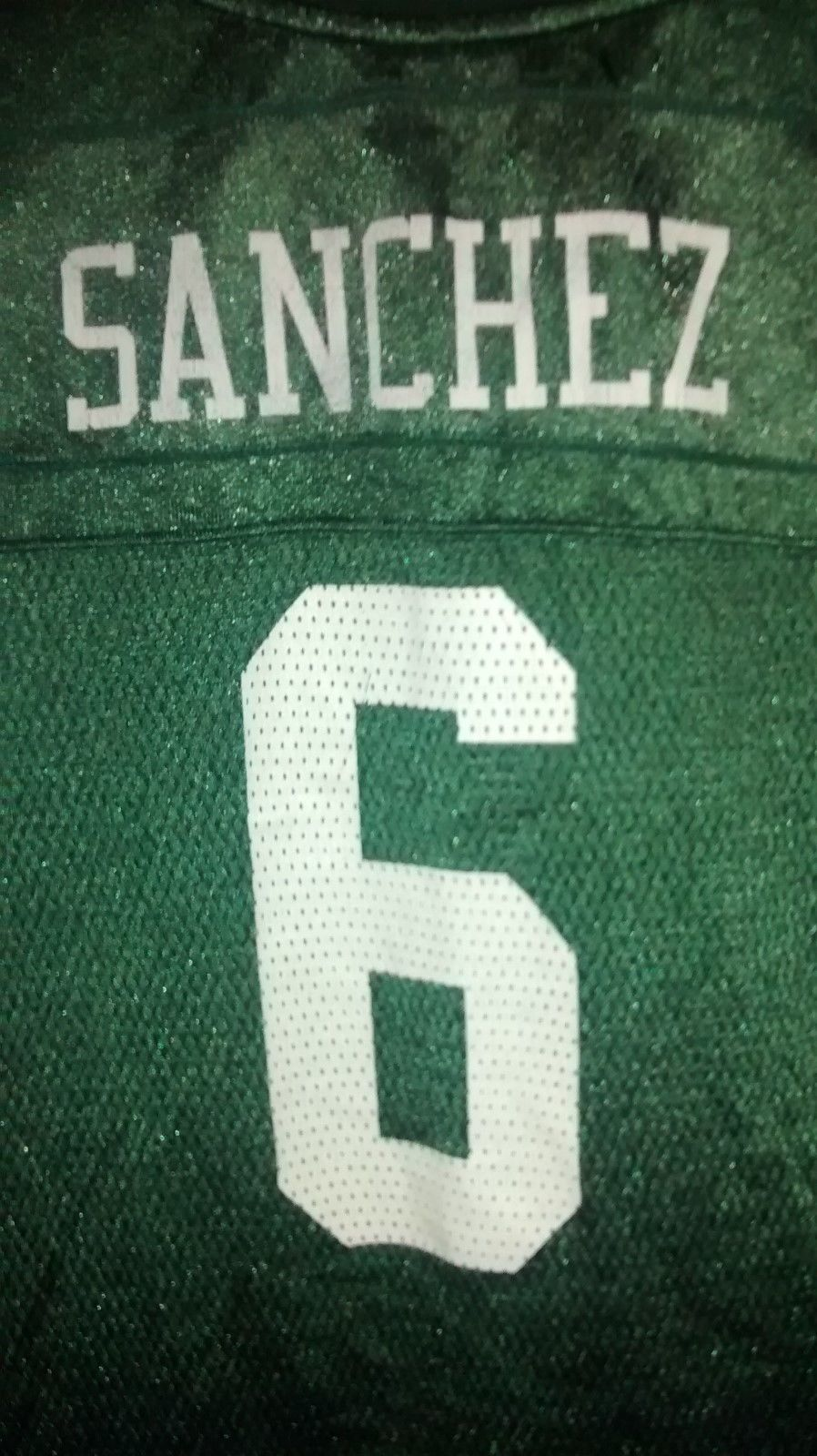 a62884a5 NY Jets NFL Youth Jersey Shirt Large 14/16 L and 36 similar items