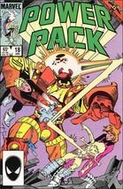 Marvel POWER PACK (1984 Series) #19 VF - $0.99