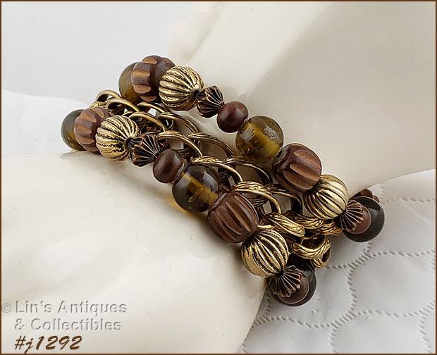 Signed Kate Hines Bracelet  (#J1292) - $40.00