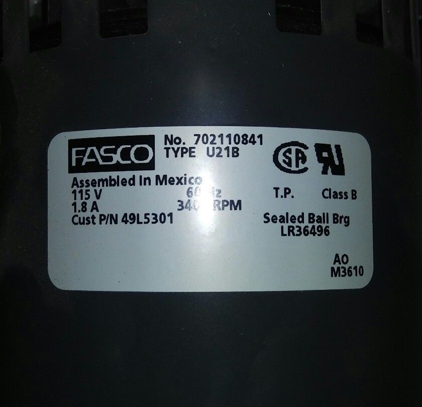 A203 Fasco Furnace Draft Inducer Blower and 50 similar items