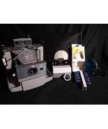 Polaroid 103 Land Camera with Case and Accessories - $5.99