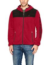 Tommy Hilfiger Men's Hooded Performance Fleece Jacket - Choose Size/Color - $61.38+