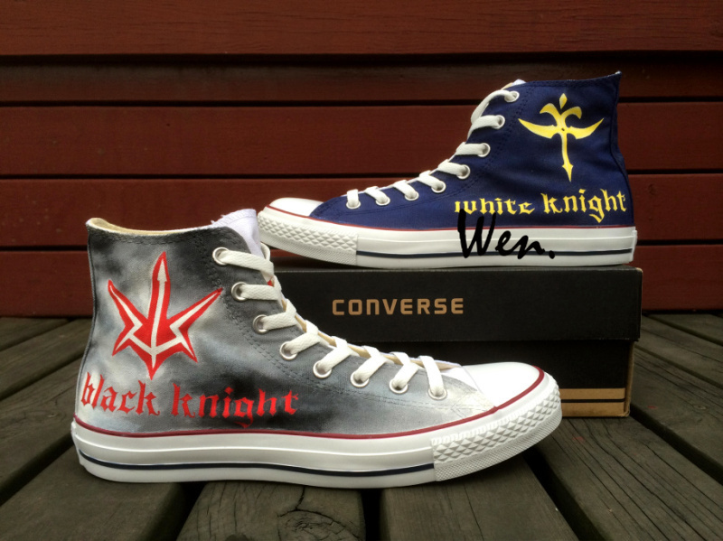 Code Geass Design Anime Converse All Star and 50 similar items ced7e8486