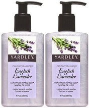 Yardley London Hand Soap - English Lavender - 8.4 oz - 2 pk - $13.27