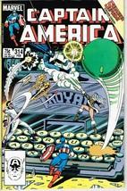 Captain America #314 (1968) - 7.0 FN/VF *Asylum/Squadron Supreme*  - $4.94