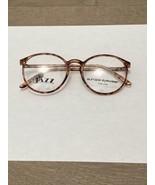 VTG New Jazz Collection Tortoise Plastic Frame Rx Eyeglass Frames 54-19-140 - $25.00