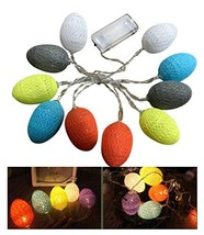 AISION 6ft Easter LED Egg String Lights with 10 Bulbs Party Decorative L... - $11.28