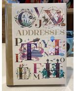 Disney Parks ABC Letters Address Book NEW - $34.90