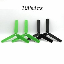 10Pairs 5in Propeller 3 Blades Left/Right 5mm Shaft Motor Paddle RC Dron... - $23.24