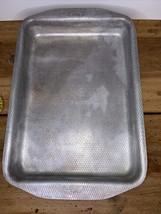 Vintage Emeril 9 X 13 Textured Metal Bake Pan - $15.59