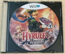 Hyrule Warriors (Nintendo Wii U, 2014) Game - $6.99