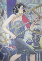 Si-Senorita - (Port Said Publishing) - (Genuine and Vintage) - Poster - ... - $43.00