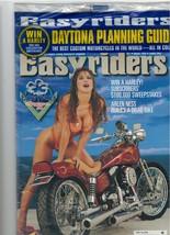 Easyriders magazine #261 March 1995, Daytona - $20.20
