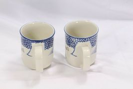 Thomson Pottery Snowman Xmas Mugs Lot of 9 image 5