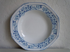 Christopher Stuart Dresden Blue Soup Bowl - $11.87