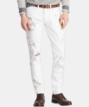 Polo Ralph Lauren Men's Graphic Sullivan Slim Cotton Jeans, Size 32x32 - $97.75