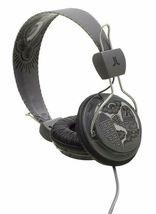 WeSC Limited Edition Birdy Nam Premium Gray Over the Ears Headphones NIB image 3