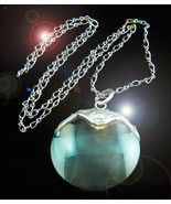FREE W OOAK HAUNTED MAGNIFYING GLASS 1000x SORCERERS SIGHT MAGICK 7 SCHO... - $0.00