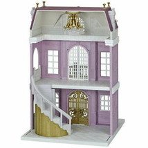 Sylvanian Families Fashionable Grand House TH-02 Toys Dolls EPOCH Gift Presents - $153.46