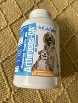 Naturavet Arthrocos-ca Joint Supplement 120 Chewable Tablets - $28.79