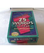 Very Popular 25 Words Or Less Game 1997 Complete VGC - $24.00