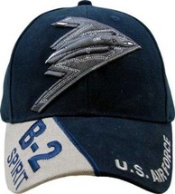 U.S.A.F. U.S.Air Force B-2 SPIRIT Officially Licensed Military Hat Baseball Cap - $21.95