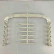 Joy Mangano Belt Scarf Tie Hanger New Closet Organizer Women Men - $14.85