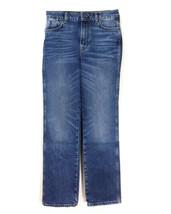 Massimo Dutti UK Women High-rise straight fit jeans 5094/575/427 - $90.35