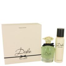 Dolce & Gabbana Dolce 2.5 Oz Eau De Parfum + Body Lotion 3.3 Oz 2 Pcs Gift Set image 2