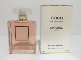 Coco Mademoiselle By Chanel Perfume For Women 6.8 Oz / 200 Ml New In Sealed Box - $228.98