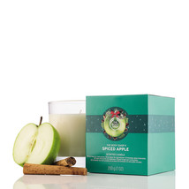 The Body Shop Limited Edition Spiced Apple Single Wick 7.0 Ounces Scente... - €19,09 EUR