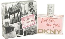 Donna Karan Love From New York Perfume 1.7 Oz Eau De Parfum Spray   image 2