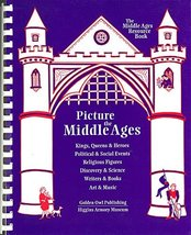 Picture the Middle Ages: The Middle Ages Resource Book [Spiral-bound] Li... - $18.80