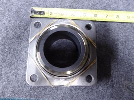 Metallized Carbon CO 4 Bolts Carbon Sleeve Flange Bearing 7544818, 316SS image 5