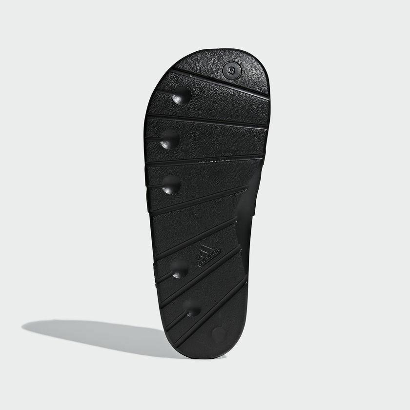 e3f41fc86595 Adidas Men s Duramo Slide Sandals Beach Shoes Flip Flops S77991 - Black