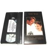 THE WAR For Your Consideration Academy Awards Screener VHS Elijah Wood K... - $19.99