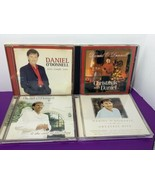 Lot of 4 Daniel O'Donnell Music CDs Christmas Live Laugh Love Greatest H... - $14.84