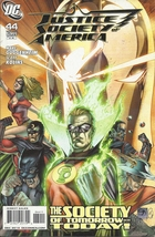 (CB-6} 2010 DC Comic Book: Justice Society of America #44 - $2.00