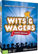 North Star Games Wits & Wagers Family Edition  - $36.22