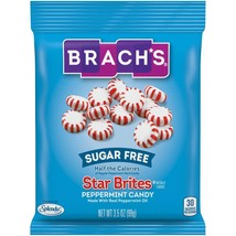 Brach's Sugar Free Star Brites Peppermints Hard Candy, 3.5 Ounce, Pack of 12 - $31.99