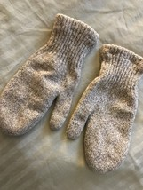 RAGG WOOL THINSULATE Mittens MARLED NATURAL Fibers Soft Warm Lining - $284,55 MXN