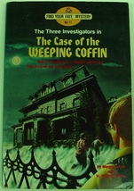 Three Investigators Find Your Fate RH #1 Case of the Weeping Coffin Mega... - $10.00