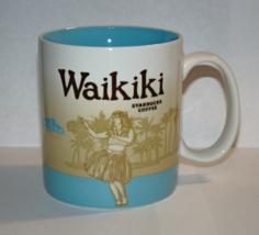 2011 Starbucks Global Icon Series - 16oz. Mug - Waikiki - $45.00