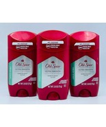 3x Old Spice Ultra Smooth FRESH START Deodorant Dermatologist Tested Exp... - $14.99